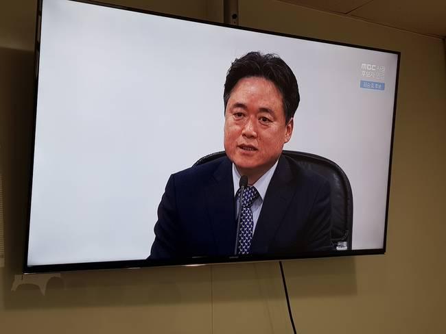 최승호 MBC 사장 내정자.
