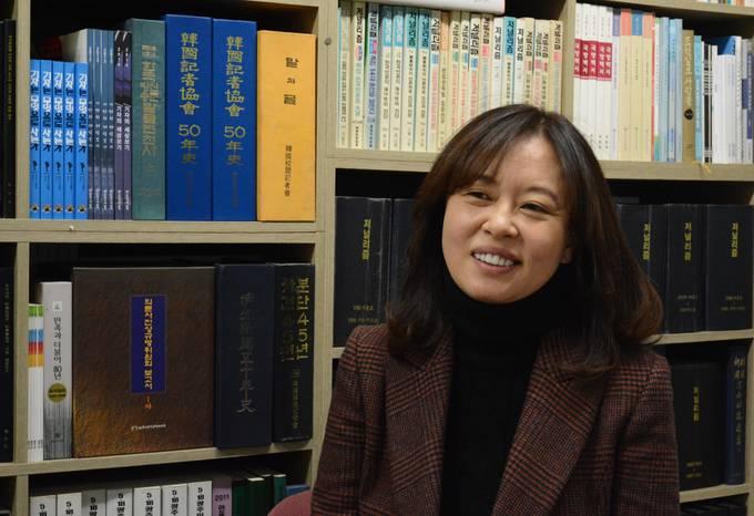 김영미 PD(시사IN 국제분야 전문 편집위원)