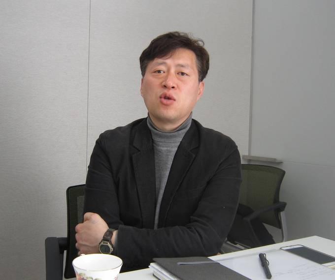 전영우 MBC 스트레이트 담당 부장.