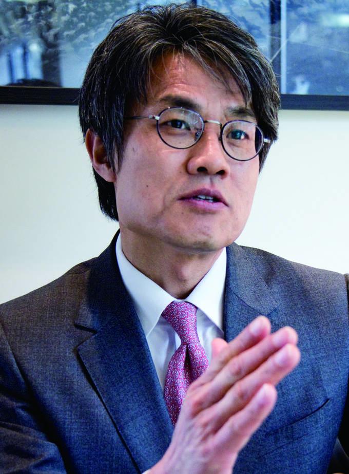 김춘식 한국외대 미디어커뮤니케이션학부 교수.